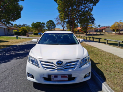 Toyota Camry Eight Mile Plains Brisbane South West Preview