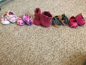 Build a bear shoes