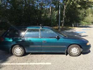 1995 Subaru Legacy L - Wagon - Make an offer!