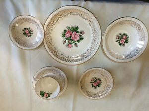 Tudor Rose china