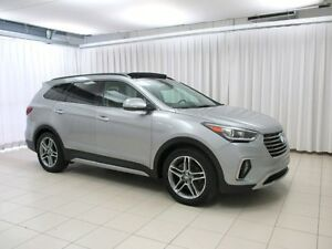 2017 Hyundai Santa Fe XL LIMITED AWD SUV 7PASS w/ HEATED SEATS,