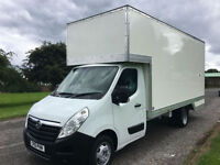 Vauxhall Movano 3.5T Transit Sprinter Size New 16ft 8in Dropwell Luton, 971cu ft