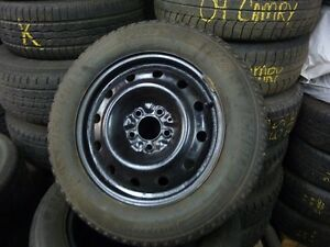 215-60R16 winter tires and rims