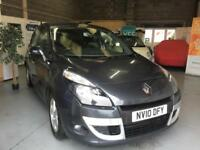 2010 10Renault Scenic 1.5dCi Dynamique Tom Tom,Face Lift