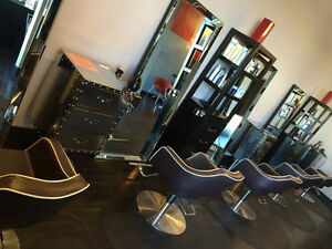 NAKAI Saint John is seeking an Experienced Hair Stylist
