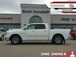 2014 Ram 1500 SLT   - one owner - local - trade-in - sk tax paid