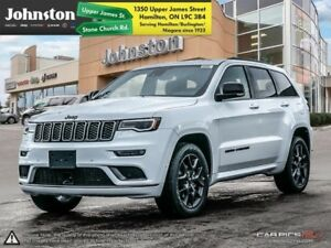 2019 Jeep Grand Cherokee Limited X  - Sunroof - $211.76 /Wk
