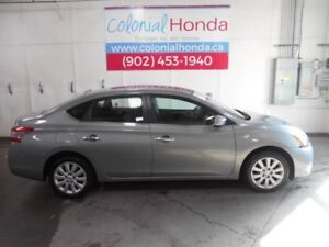 2014 NISSAN SENTRA SR OWN IT FOR $137 B/W
