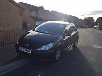 Peugeot 307, 2003, 1.6, 5 Months Mot, 5 Door, Good Reliable Car...