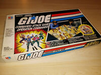1985 GI Joe Commando Attack Board Game - Giant Size Gameboard Ottawa Ottawa / Gatineau Area Preview