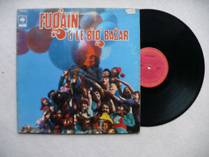 FUGAIN ET LE BIG BAZAR ( LONG JEU-33 TOURS VINTAGE 1974 )
