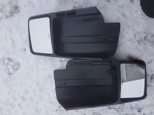 f150.Mirrors for haulling trailers and campers.