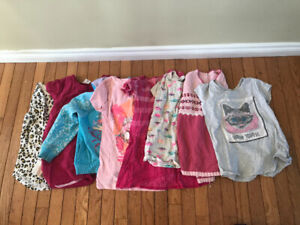 Girls clothes. Size 6,7,8. Large lot. $100.