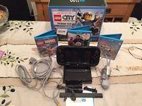 Nintendo Wii U Lego Limited Edition