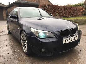 BMW 530 3.0 2003MY i SE LPG