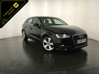 2013 63 AUDI A3 SPORT TDI 148 BHP 1 OWNER SERVICE HISTORY FINANCE PX WELCOME