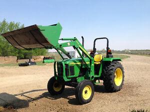 """John Deere 5303 Tractor """"SOLD"""""""