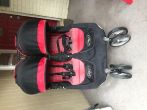 City Mini Double Stroller- Great Condition