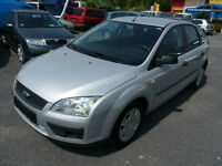 Ford Focus Lim. 1,6l Trend, Modell 2005