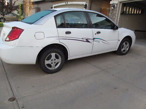 2003 Saturn ION Base Sedan