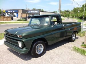 1966 Chevrolet C10 Shortbox Fleetside Southern truck!!!