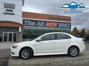 2015 Mitsubishi Lancer   ACCIDENT FREE, BLUETOOTH, HEATED SEATS