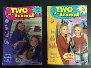 Two of a Kind books