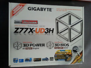 Gigabyte Z77X-UD3H