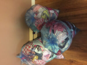 3 bags clothes ranging from 3 months to 2t