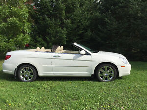 2008 Chrysler Sebring Convertible limited Cabriolet