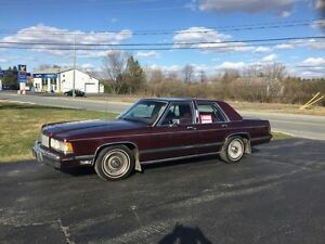 Grand Marquis LS 1991