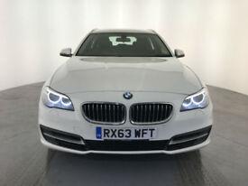 2013 63 BMW 520D SE AUTO DIESEL 4 DOOR SALOON 1 OWNER SERVICE HISTORY FINANCE PX