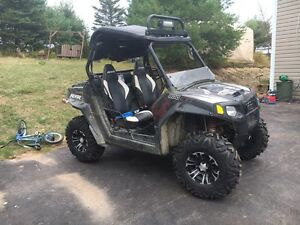 Parting out good running 2008 Polaris rzr 800