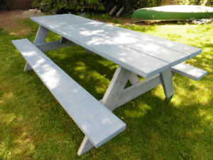 Picnic Table 8ft (Free Delivery)