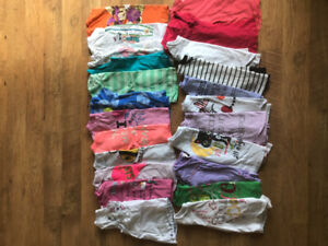 Huge lot girls size 3 clothes