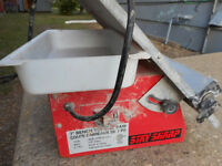 "Tile Cutter - Small ceramic 7"" - Stay Sharp - $30.00"