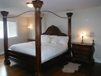 Full Bedroom set very hight quality/Chambre a Coucher