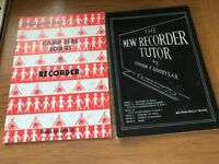 Recorder Tutor Book and Recorder Camp Fire Songs