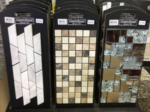 All back splash on huge SALE now!! many colors available!!