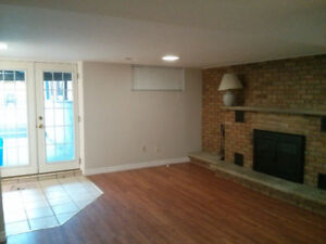 3 Bedroom Walk Out Basement Apartment in South Ajax