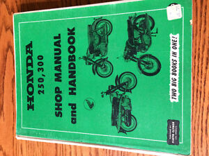 Manuals, Japanese and other