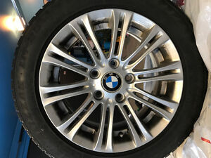 Mag wheels for BMW 328I