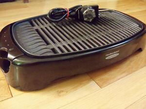 Hamilton indoor/outdoor electric grill