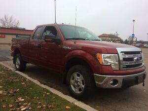 2014 Ford F-150 xlt Pickup Truck - V8 - Supercab Strathcona County Edmonton Area image 2
