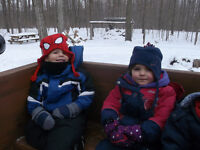 Experienced, Reliable Daycare Lackner/Fairway/Chicopee