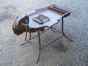 Wanted: Antique Blacksmith forge and blower..etc.etc..