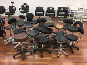 high quality Spa & Esthetic & Salon trolleys and stools for sale