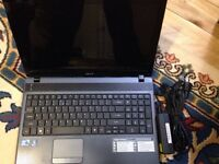 Acer aspire 5733-6696 with new battery