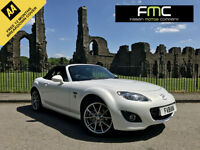 2010 Mazda MX-5 1.8i 20th Anniversary Ltd Edn **Pearl White - Full History**