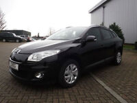 Renault Megane 1.5 DCi Grand Tour Estate Left Hand Drive(LHD)LHD